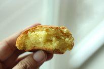 Bánh bí ngô hấp nhanh gọn cho bữa sáng
