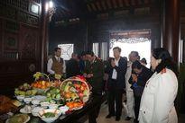 Khánh thành Khu tưởng niệm cố Thiếu tướng Phan Trọng Tuệ