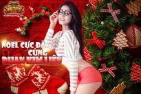 Cùng Phan Kim Liên đóng Noel cực sung tại Loạn Tướng
