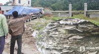 Xót lòng nhìn di chỉ khảo cổ thời đá mới hoang tàn như bãi rác