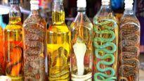 Những điều nhất định phải biết về rượu rắn trước khi quá muộn