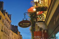 Thế giới ẩm thực Paris ở Le Procope