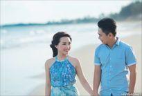 Say lòng với bộ ảnh cưới vui nhộn trên bãi biển Bình Thuận