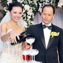 Sao Việt kết hôn ngay sau khi thành danh