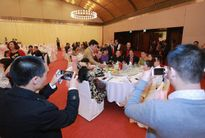 Bất ngờ với đám cưới hội tụ toàn sao 'khủng' miền Bắc