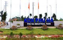 Nhiều địa phương mở rộng dự án khu công nghiệp đón vốn ngoại