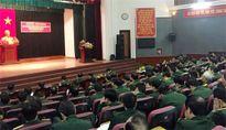 Học viện Hậu cần triển khai nhiệm vụ công tác đảng, công tác chính trị năm 2016