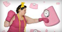 Ngoạn mục: Nữ doanh nhân xinh đẹp vật vã giảm 30kg