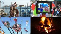 Thế giới với các lễ hội độc đáo đầu năm