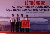 Đường Hồ Chí Minh thông xe đến Đất Mũi Cà Mau
