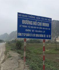 Kỳ 1:Đường Hồ Chí Minh (QL21) là con đường 'độc tôn' của xe quá tải