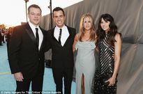 Jennifer Aniston đẹp rạng ngời ở tuổi 46