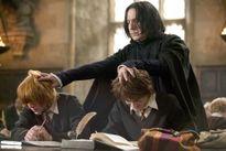 Những điều ấn tượng nhất về 'thầy Snape' trong 'Harry Potter'