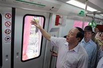 Thêm chỗ ngồi ưu tiên trên tàu Cát Linh – Hà Đông