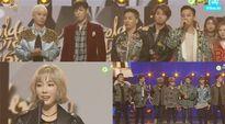 Big Bang 'xưng vương xưng bá' tại giải Grammy Hàn