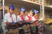 Bán trú nâng bước giáo dục vùng cao