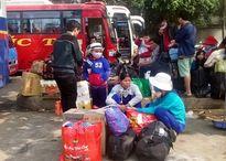 TP HCM tặng 4.000 vé xe cho công nhân về quê ăn Tết