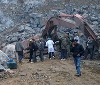 Nguyên nhân vụ sập mỏ đá ở Thanh Hóa khiến 8 người gặp nạn