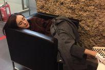 Chùm ảnh 'độc' của sao Hoa ngữ khiến fan cười nghiêng ngả
