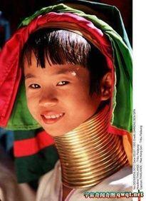 Gặp gỡ những 'mỹ nhân cổ dài' ở Thái Lan