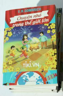Cùng Tiki tặng sách ngày xuân dịp Tết