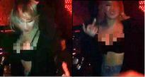 Lộ hình ảnh 'thác loạn' của CL (2NE1) khiến fan 'sốc toàn tập'