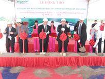 Schneider Electric xây nhà máy tại Khu Công nghệ cao Sài Gòn