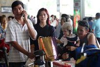 Chống ùn tắc sân bay Tân Sơn Nhất dịp Tết