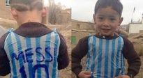 Thêm thông tin bất ngờ vụ cậu bé nghèo nhặt túi rác làm áo đấu Messi