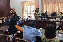 Thống đốc bang Imo thăm Tập đoàn Con Cò Vàng