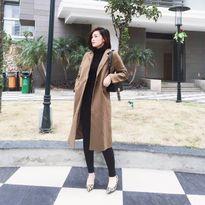 Thời trang ngày đông đa dạng của fashionista Ngọc Mon