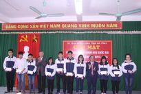Hà Tĩnh: 85% học sinh đoạt giải kỳ thi học sinh giỏi quốc gia THPT 2016