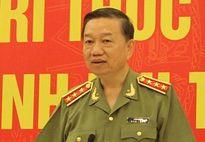 Chân dung Thượng tướng Tô Lâm - Ủy viên Bộ Chính trị khóa 12