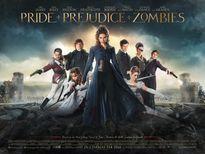 Pride and Prejudice and Zombies, tựa phim đình đám không nên bỏ qua trong tháng 02