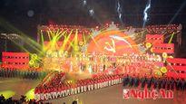 Dạ hội chào mừng thành công Đại hội Đảng toàn quốc lần thứ XII