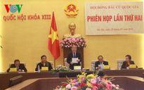 Hội đồng Bầu cử quốc gia họp phiên họp thứ hai