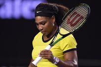 Serena Williams bất ngờ gục ngã trước đối thủ yếu hơn