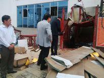 Tai nạn lao động khiến 6 người bị thương vong