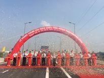 Cầu Rạch Chiếc chính thức thông xe