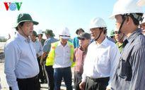 Khắc phục ô nhiễm môi trường tại bãi xỉ nhiệt điện Vĩnh Tân