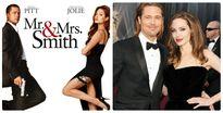 5 cặp đôi 'phim giả tình thật' vững bền nhất Hollywood
