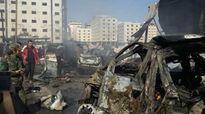 IS đánh bom đẫm máu ở thủ đô Syria, 60 người chết