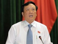 Chân dung ông Nguyễn Hòa Bình - Bí thư Trung ương Đảng khóa 12