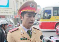 Hà Nội: 102 người đi bộ vi phạm đã bị phạt
