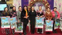 Món quà gắn kết phụ nữ TTTM Moskva dịp Tết Bính Thân