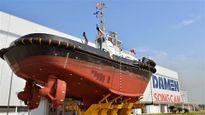"""Đóng tàu Việt Nam hi vọng """"kết nối"""" công nghệ châu Âu qua Damen của Hà Lan"""