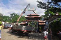 Đà Nẵng: Lại gia hạn tháo dỡ biệt phủ 100 tỷ đồng không phép ở Hải Vân