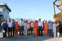Công đoàn Vinalines hỗ trợ công nhân khó khăn 600 triệu đồng đón Tết
