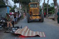 Tiền Giang: Xe công ty đô thị gây tai nạn chết người
