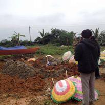 Truy tìm kẻ đào trộm mộ rùng rợn lấy một phần thi thể ở Thanh Hóa